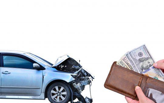 kapotte auto verkopen